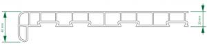 komôrkový parapet